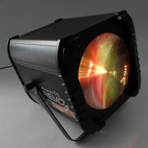 Lichteffekt Disko